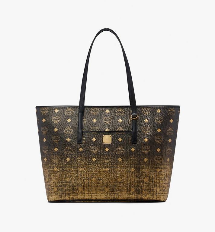 MCM Anya Shopper in Gradation Visetos Alternate View