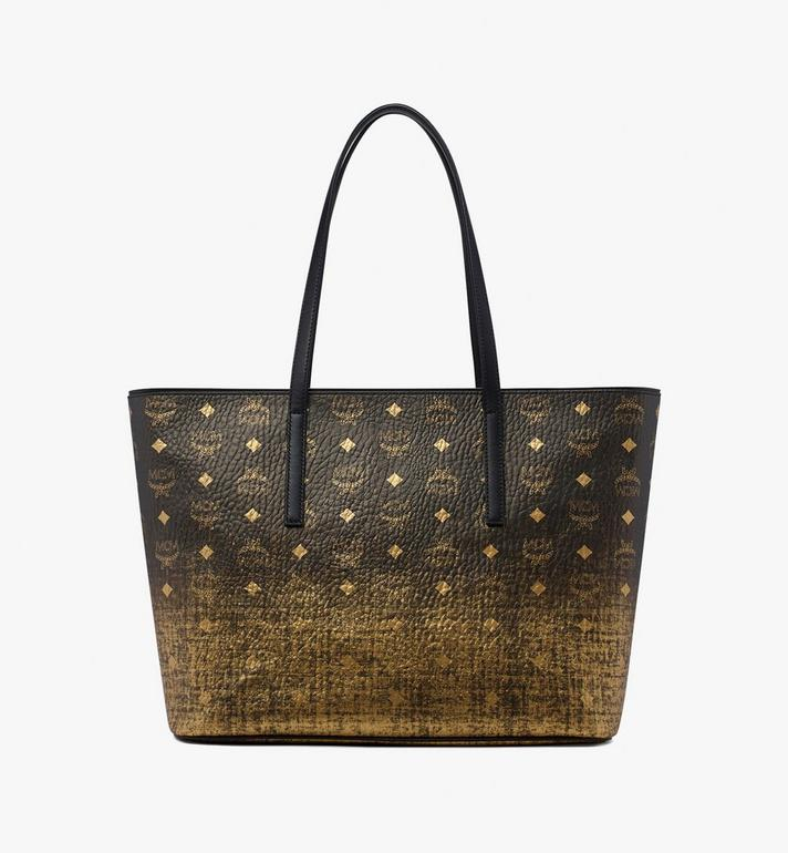 MCM Anya Shopper in Gradation Visetos Alternate View 3