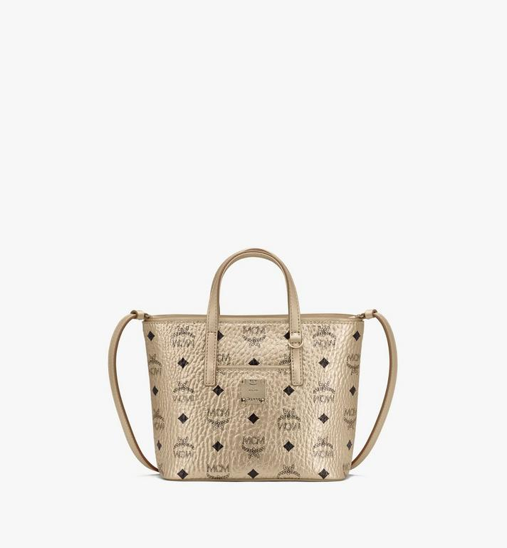 MCM Anya Shopper in Visetos Alternate View