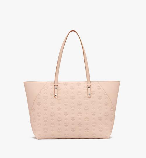 花押字皮革Klara 購物袋