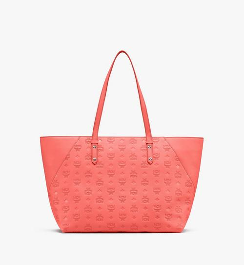 Klara Shopper in Monogram Leather