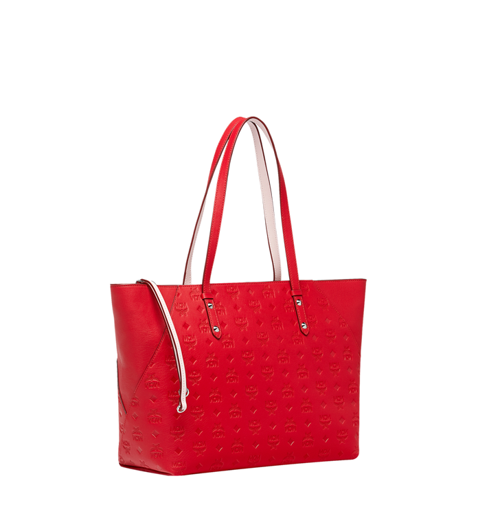 MCM Klara Shopper in Monogram Leather Alternate View 2