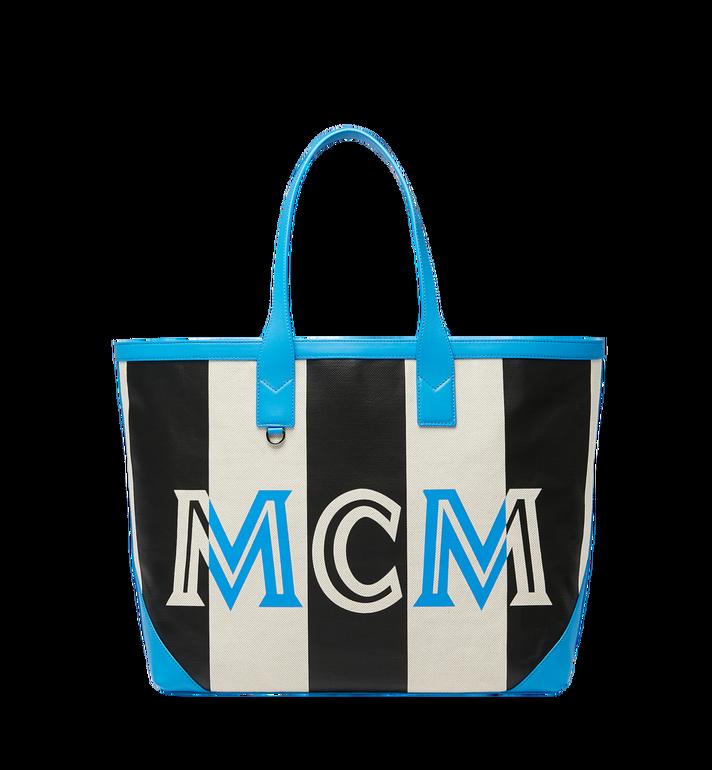 MCM Ilse Shopper in Canvas Alternate View