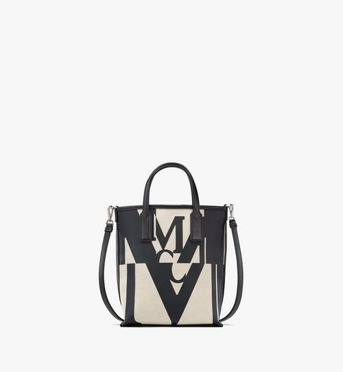 Logo 毛刺帆布購物袋
