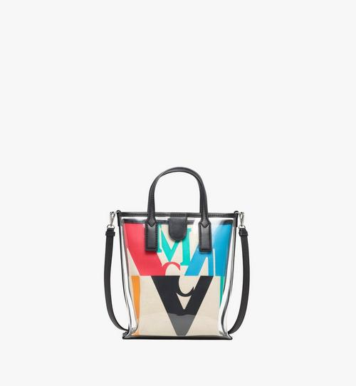 Shopper in Logo Glitch Hologram