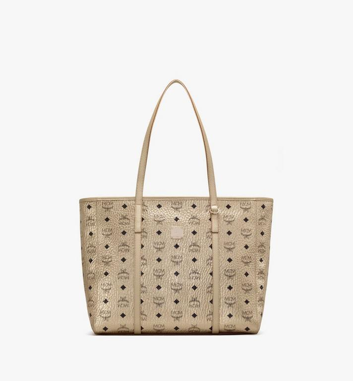 MCM Toni Shopper in Visetos Alternate View
