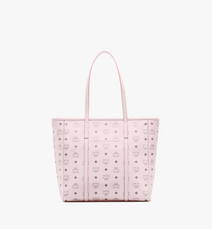 MCM Toni Shopper in Visetos  MWPAATN03QH001 Alternate View 4