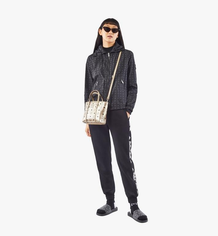 MCM Toni Shopper in Visetos Gold MWPAATN05T1001 Alternate View 5