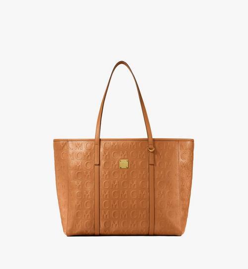 Toni Shopper in MCM Monogram Leather