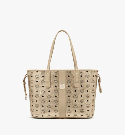 Liz Reversible Shopper in Visetos