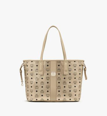 Liz Reversible Shopper in Visetos