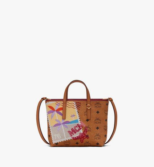 Visetos 旅行補丁系列 Anya 購物袋