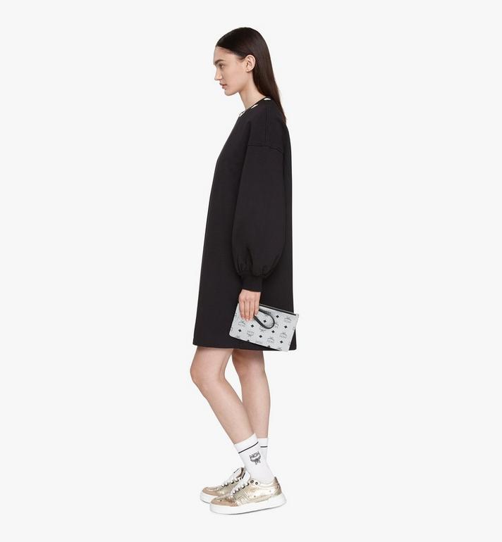 MCM Reversible Shopper in Tani Leather Black MWPASXS01BK001 Alternate View 9