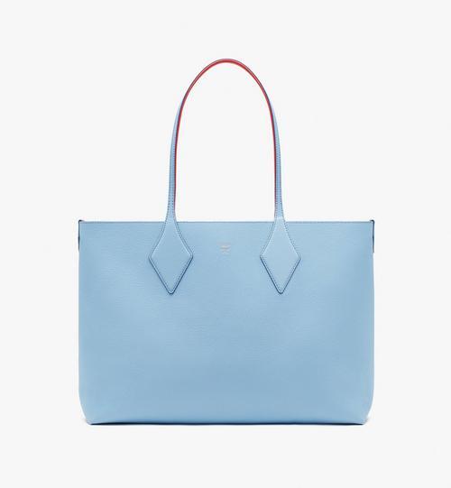 กระเป๋าช็อปเปอร์ใช้ได้สองด้าน Tani ทำจากหนัง