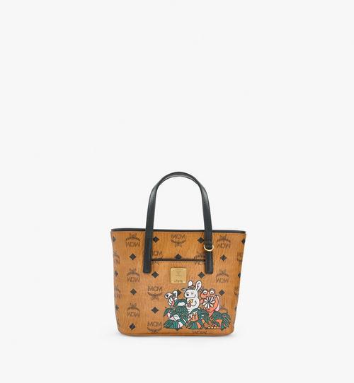 Visetos 系列的 MCM x Aka Boku Anya 購物袋