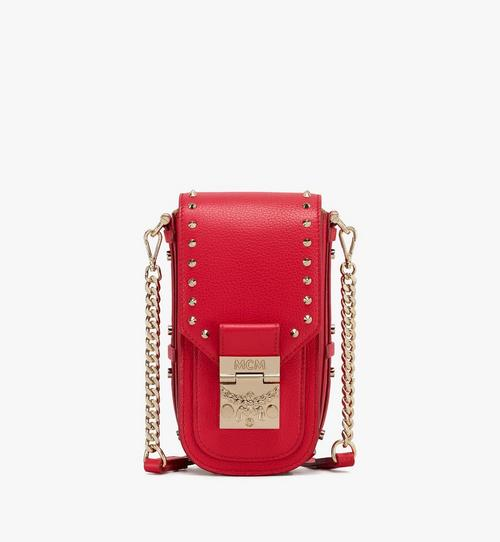 Patricia Crossbody in Studded Park Ave Leather