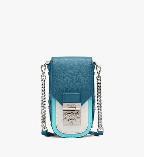 Patricia Crossbody in Color Block Leather