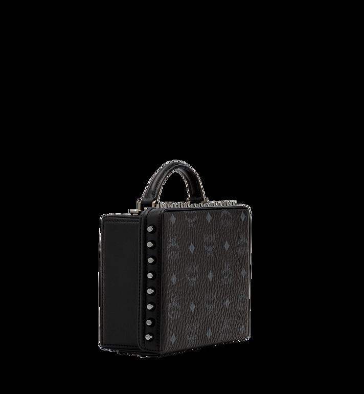 MCM Berlin Crossbody-Tasche in Visetos Black MWR5ABN01BK001 Alternate View 2