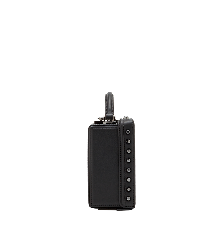 MCM Berlin Crossbody-Tasche in Visetos Black MWR5ABN01BK001 Alternate View 3