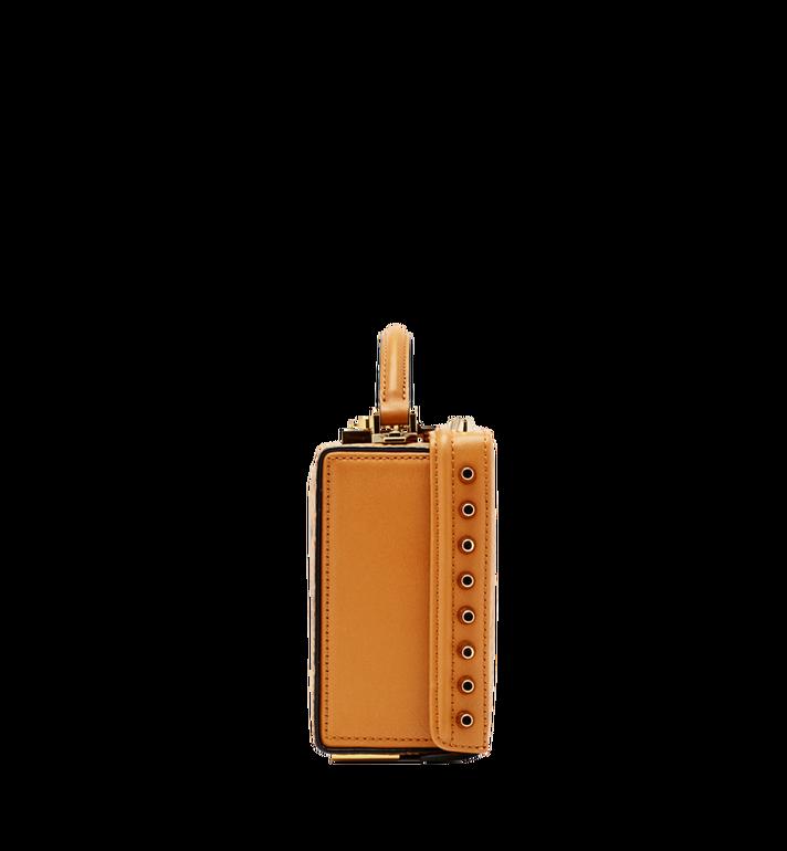 MCM Berlin Crossbody-Tasche in Visetos Cognac MWR5ABN01CO001 Alternate View 3