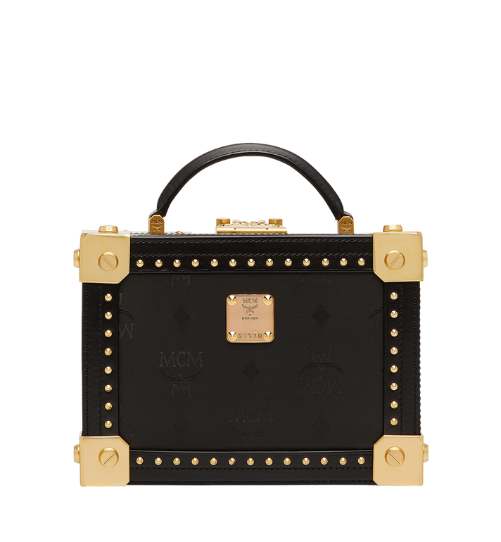 MCM Berlin Crossbody-Tasche in Odeon Alternate View 1
