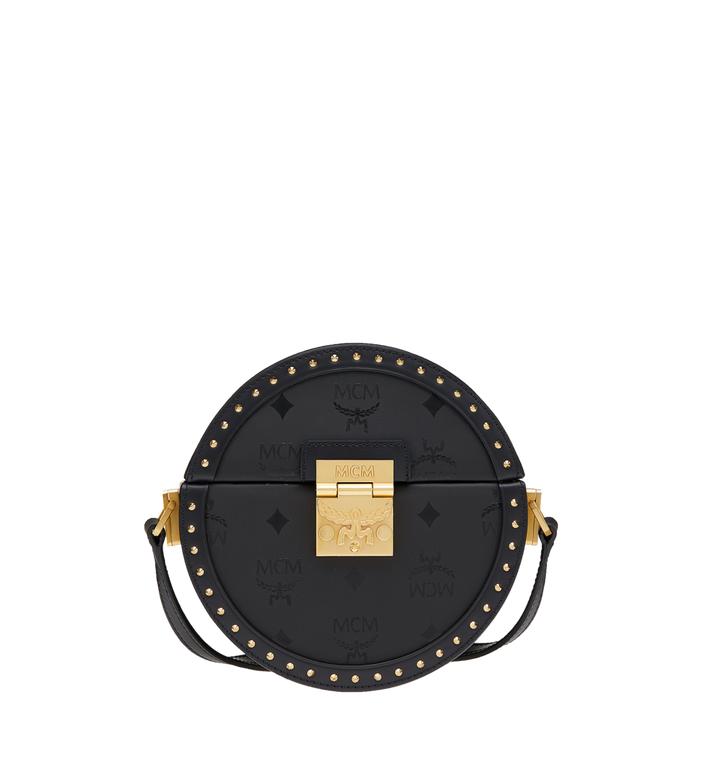 MCM Berlin Tambourine Crossbody in Odeon Alternate View