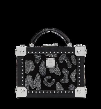 MCM Berlin Crossbody-Tasche in MCM Leopard Crystal Alternate View