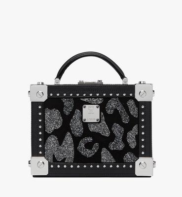 Berlin Crossbody in MCM Leopard Crystal