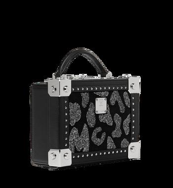 MCM Berlin Crossbody-Tasche in MCM Leopard Crystal Alternate View 2