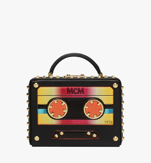 BERLIN CROSSBODY-TASCHE IN MCM CASSETTE
