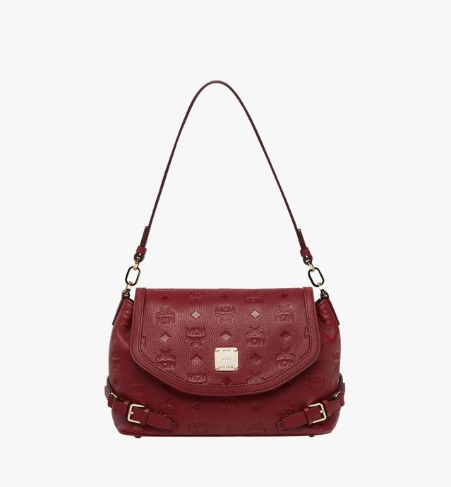 Essential Crossbody in Monogram Leather