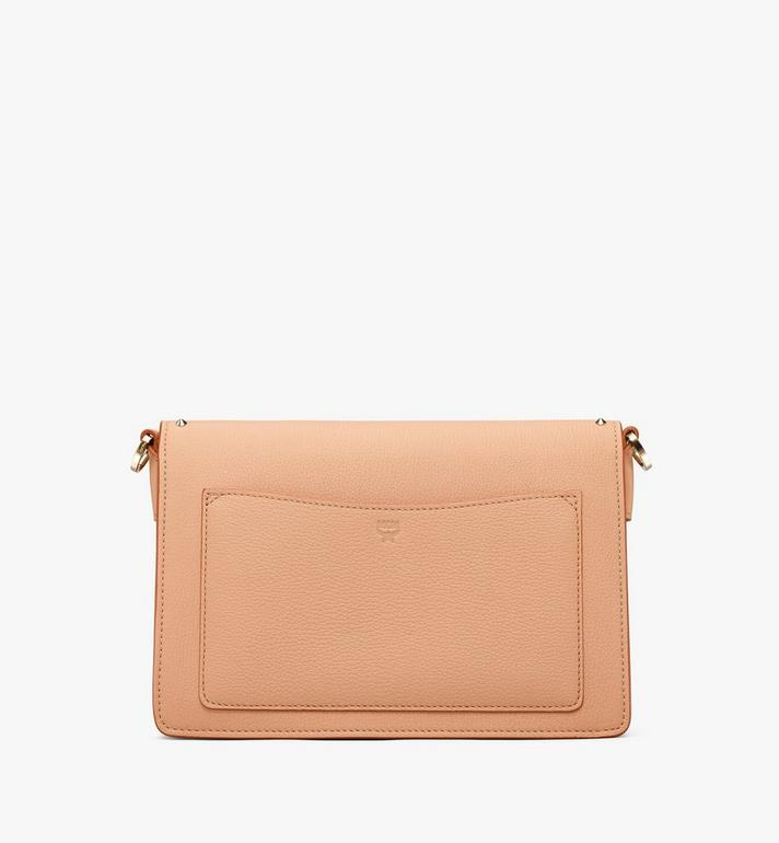 MCM Patricia Crossbody aus genietetem Leder in Park Avenue Alternate View 3