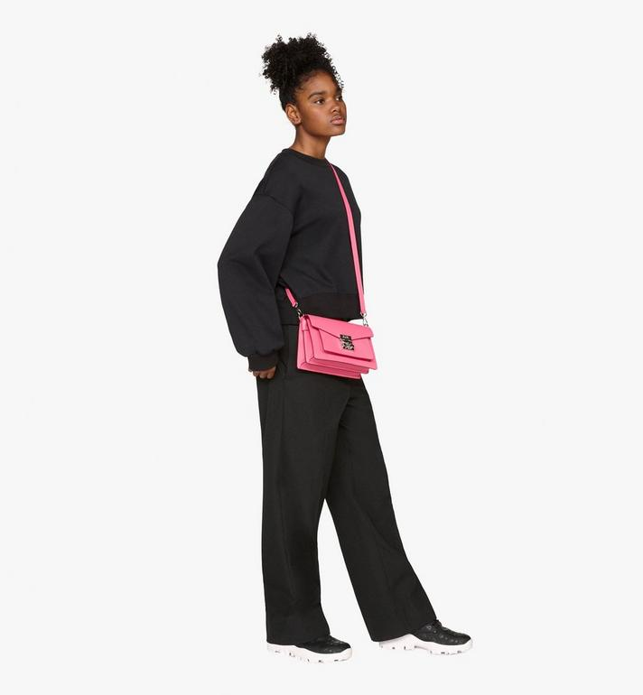 MCM Patricia Crossbody-Tasche aus Leder in Park Avenue  MWR9APA16QS001 Alternate View 6