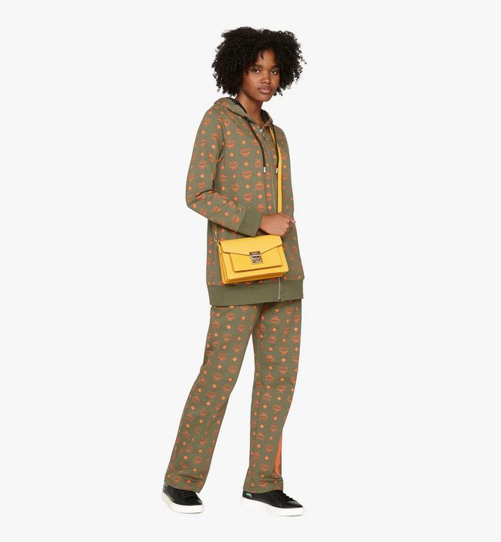 MCM Patricia Crossbody-Tasche aus Leder in Park Avenue  MWR9APA16YJ001 Alternate View 5