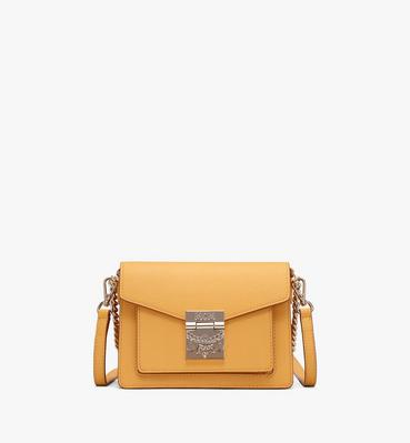 Patricia Crossbody in Park Avenue Leather