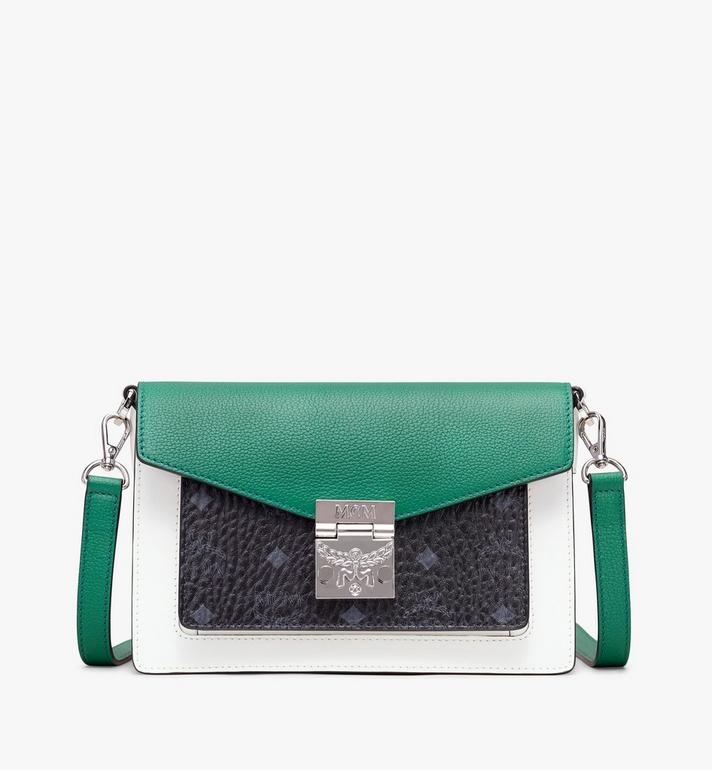 MCM Patricia Colorblock-Crossbody in Visetos Alternate View 1