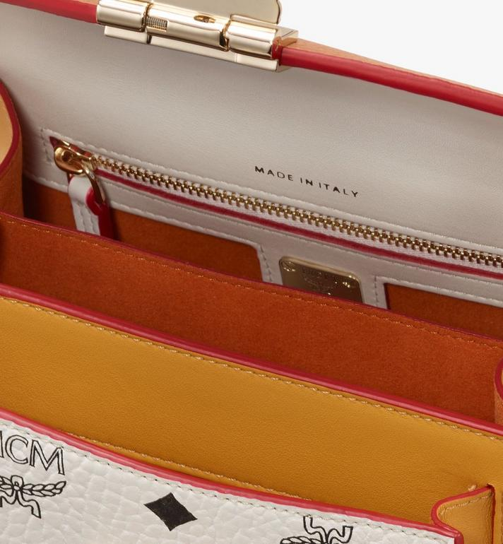 MCM Patricia Crossbody in Color Block Leather Alternate View 4