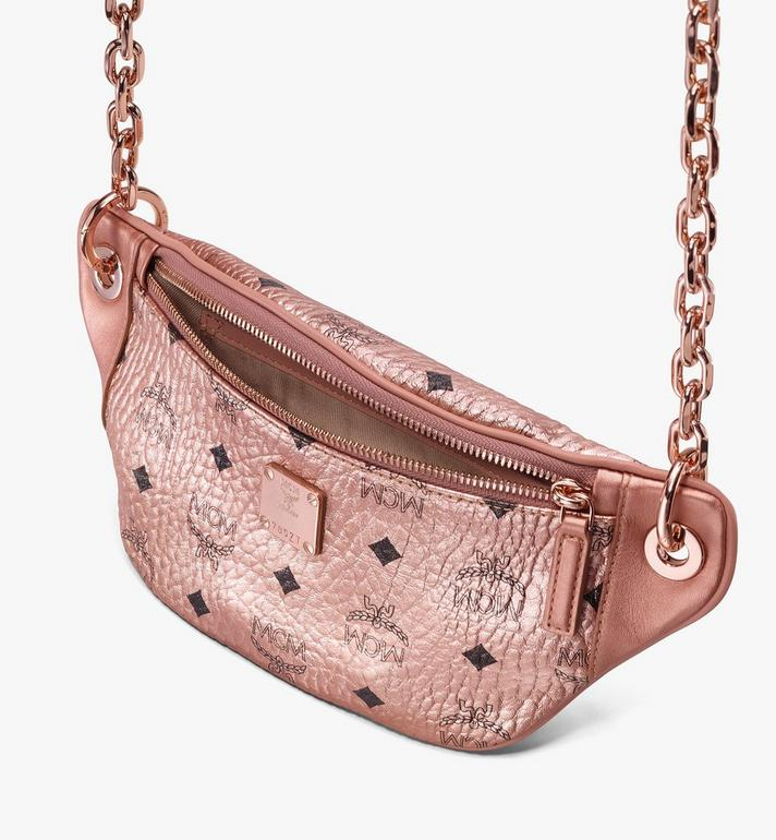 MCM Essential Mini-Crossbody in Visetos Alternate View 3