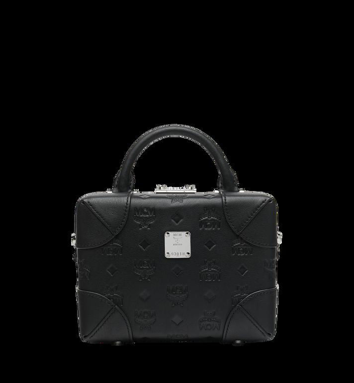 MCM Soft Berlin Crossbody Bag in Monogram Leather Alternate View
