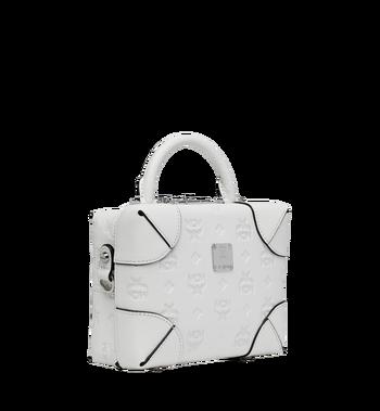 Weiche Berlin Crossbody Tasche aus Leder mit Monogramm