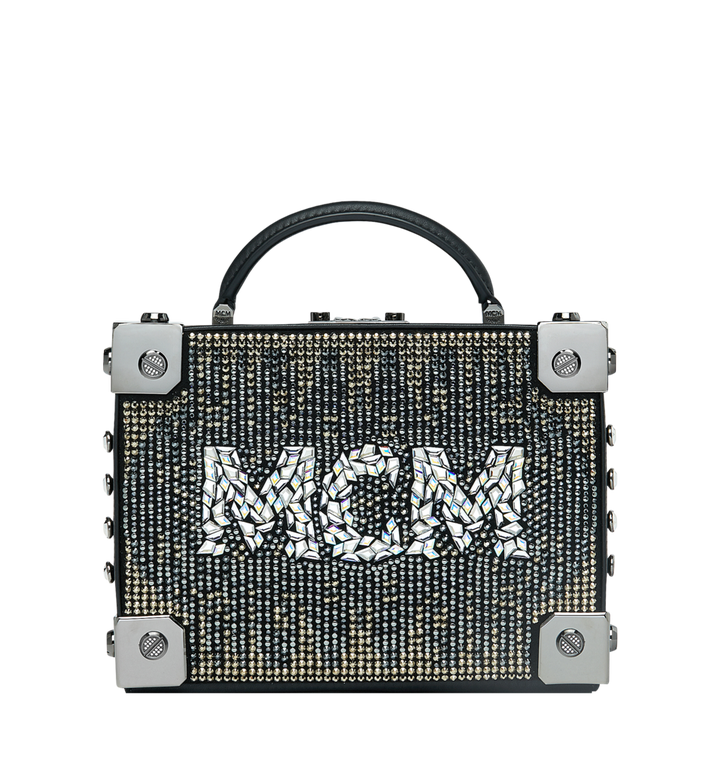 MCM Berlin Crossbody-Tasche in Mosaic Crystal Alternate View
