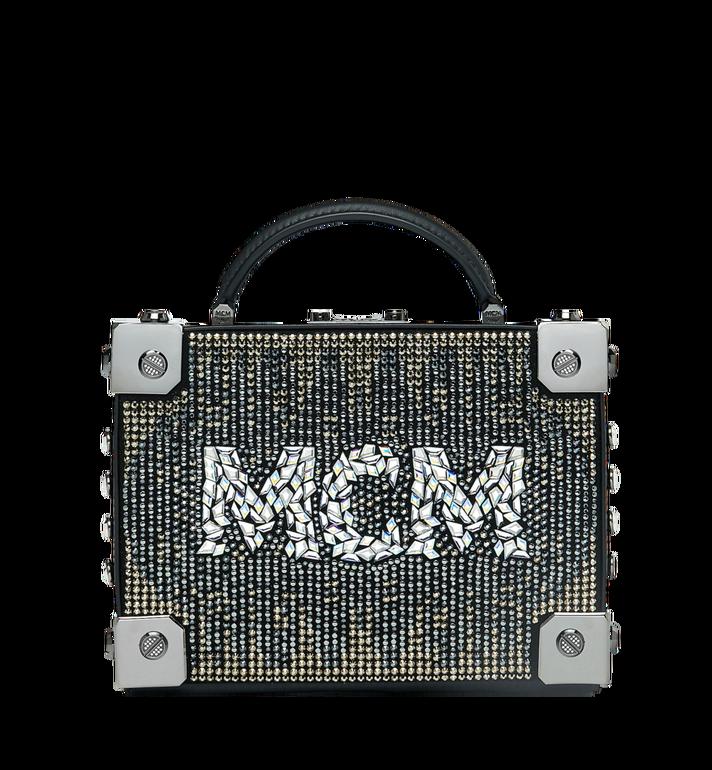 MCM Berlin Crossbody-Tasche in Mosaic Crystal Alternate View