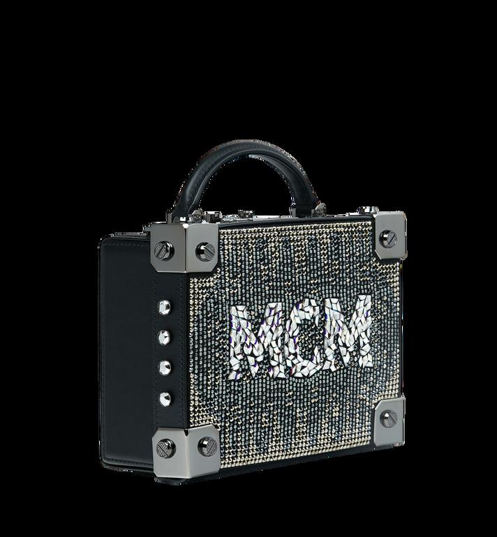MCM Sac à bandoulière Berlin Mosaic Crystal Black MWR9SBN38BK001 Alternate View 2