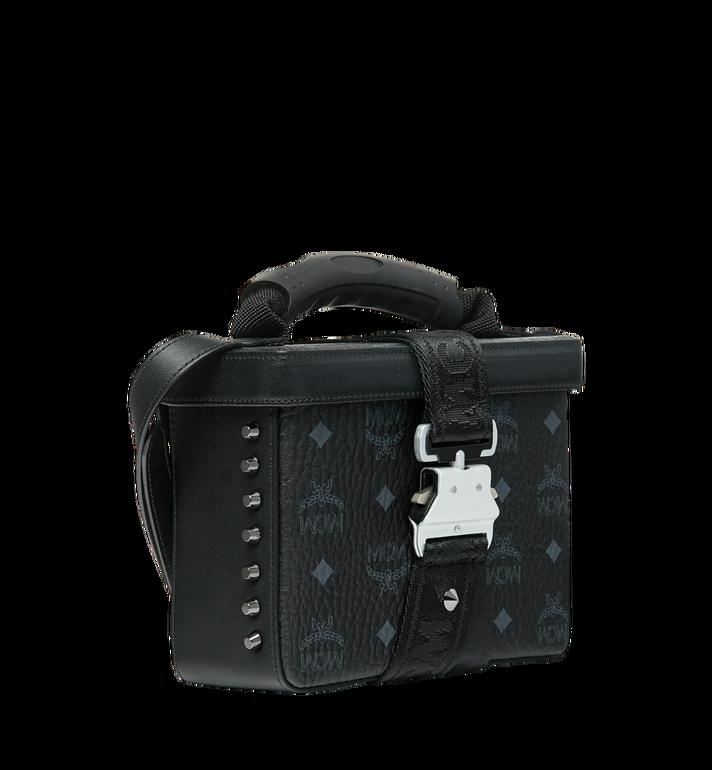 MCM Jemison Crossbody-Tasche in Visetos Black MWR9SJV23BK001 Alternate View 2