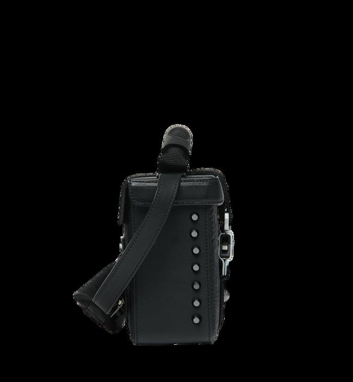MCM Jemison Crossbody-Tasche in Visetos Black MWR9SJV23BK001 Alternate View 3