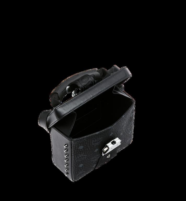 MCM Jemison Crossbody-Tasche in Visetos Black MWR9SJV23BK001 Alternate View 5