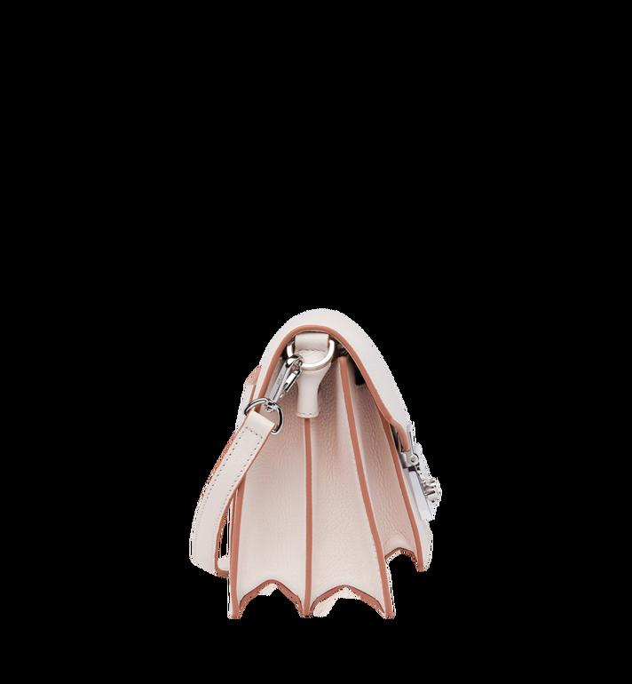 MCM Patricia Crossbody-Tasche aus gemasertem Leder Alternate View 3