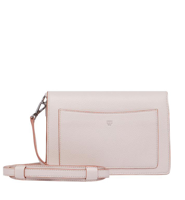 MCM Patricia Crossbody in Grained Leather Alternate View 4