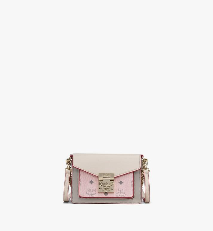 MCM Patrica Crossbody in Color Block Visetos Alternate View