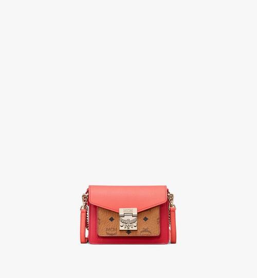 กระเป๋าครอสบอดี้ Patricia ลาย Visetos สีคัลเลอร์บล็อก